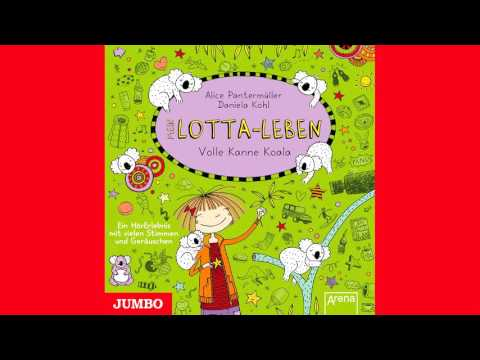 Mein Lotta-Leben: Wer den Wal hat YouTube Hörbuch Trailer auf Deutsch