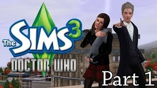 The Sims 3 - Doctor Who Edition (Part 1) - Daycare and Drinking