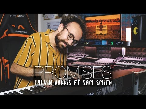 PROMISES - Calvin Harris & Sam Smith (Piano Cover) | Costantino Carrara