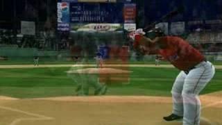 MVP Baseball Gameplay