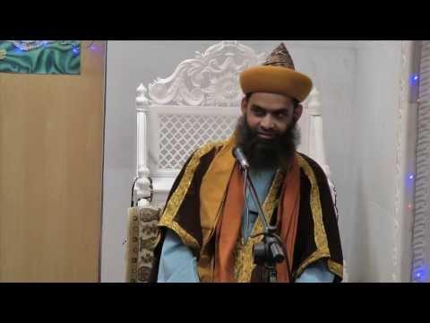 Allama Hasan Askari Miya Speech at New Madinah Masjid Bolton