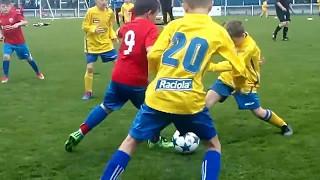 Fastav Zlín - Viktoria Plzeň 0:2 mezinárodní turnaj přípravek