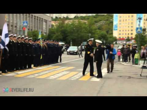 В  Североморске прошли торжественные  мероприятия, посвящённые 100-летию Бориса Сафонова