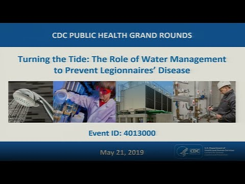 Turning The Tide: The Role Of Water Management To Prevent Legionnaires' Disease