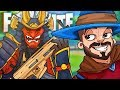 Hilarious Late Night w/ Nickmercs, Dr Lupo & Dillon Francis - Fortnite Battle Royale!