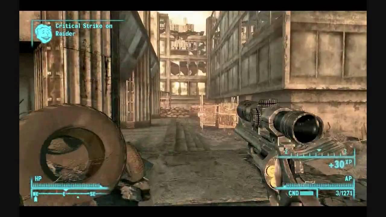 Fallout 3 Skill Books - Small Guns part2of2 - YouTube