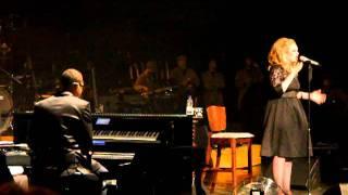 Adele - I Can't Make You Love Me (Live) Royal Albert Hall