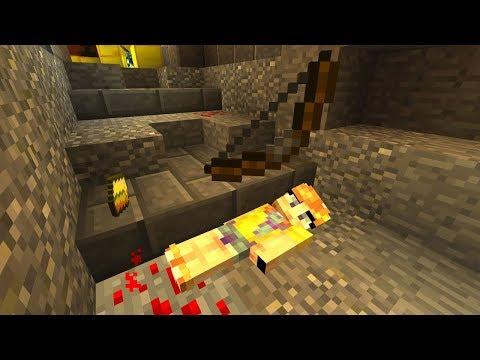 Ich habe sie unter die Erde gebracht! - Minecraft Multiplayer Murd3r Mystery