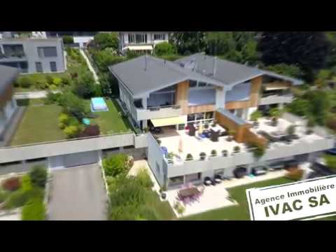 Appartement 4.5 pces avec terrasse et jardin à Villars-sur-Glâne ...