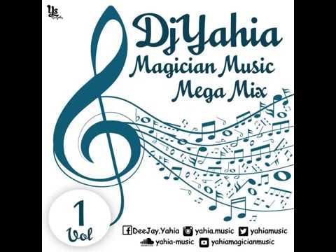 ساحر المزيكا ميجا ميكس 1 DJ Yahia Magician Music Mega Mix Vol 1 English Arabic Mashup 2018