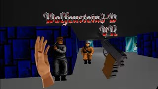 Wolfenstein 3D VR with Motion Controls