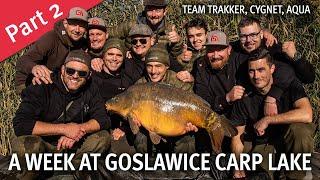 Carp Fishing In Poland - A Week at Goslawice Carp Lake - Part …