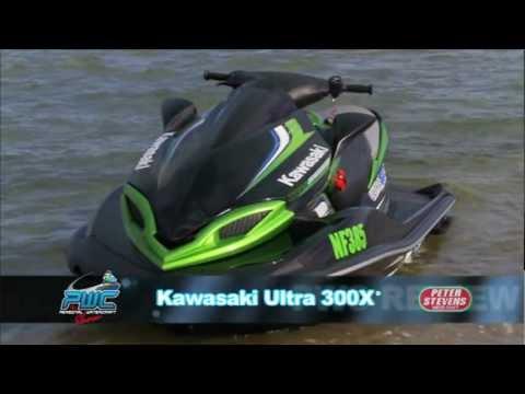 The PWC Show - 2013 Kawasaki Ultra 300X - YouTube