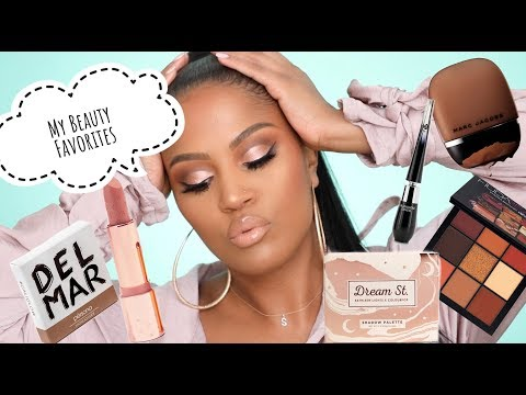 My Beauty Favorites 2018: Full Face Tutorial | MakeupShayla