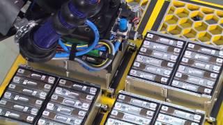 BMW i3 Battery Production
