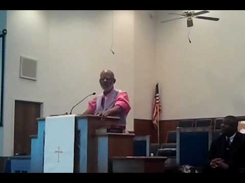 """GPMBC 18 December 2016 Minister Marshall Bell """"Trashy or Treasure - You Decide"""""""