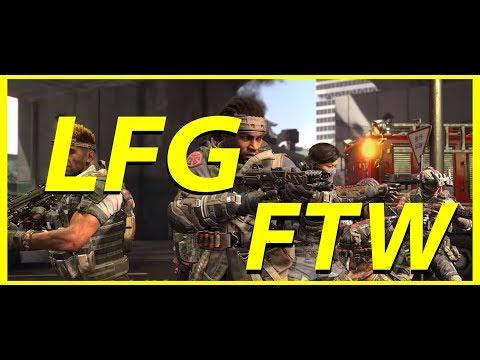 Black Ops 4: LFG FTW!