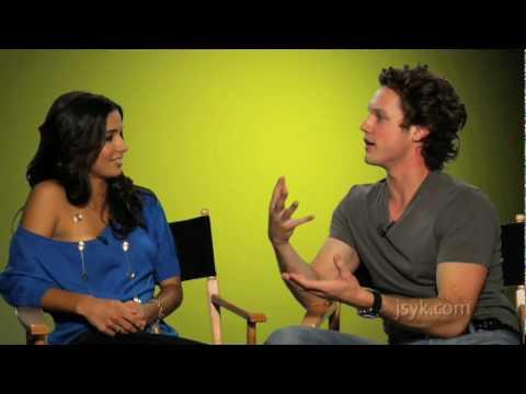 Josie Loren and Zachary Burr Abel Interview Each Other