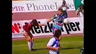 1992 Letzter Bundesligaspieltag