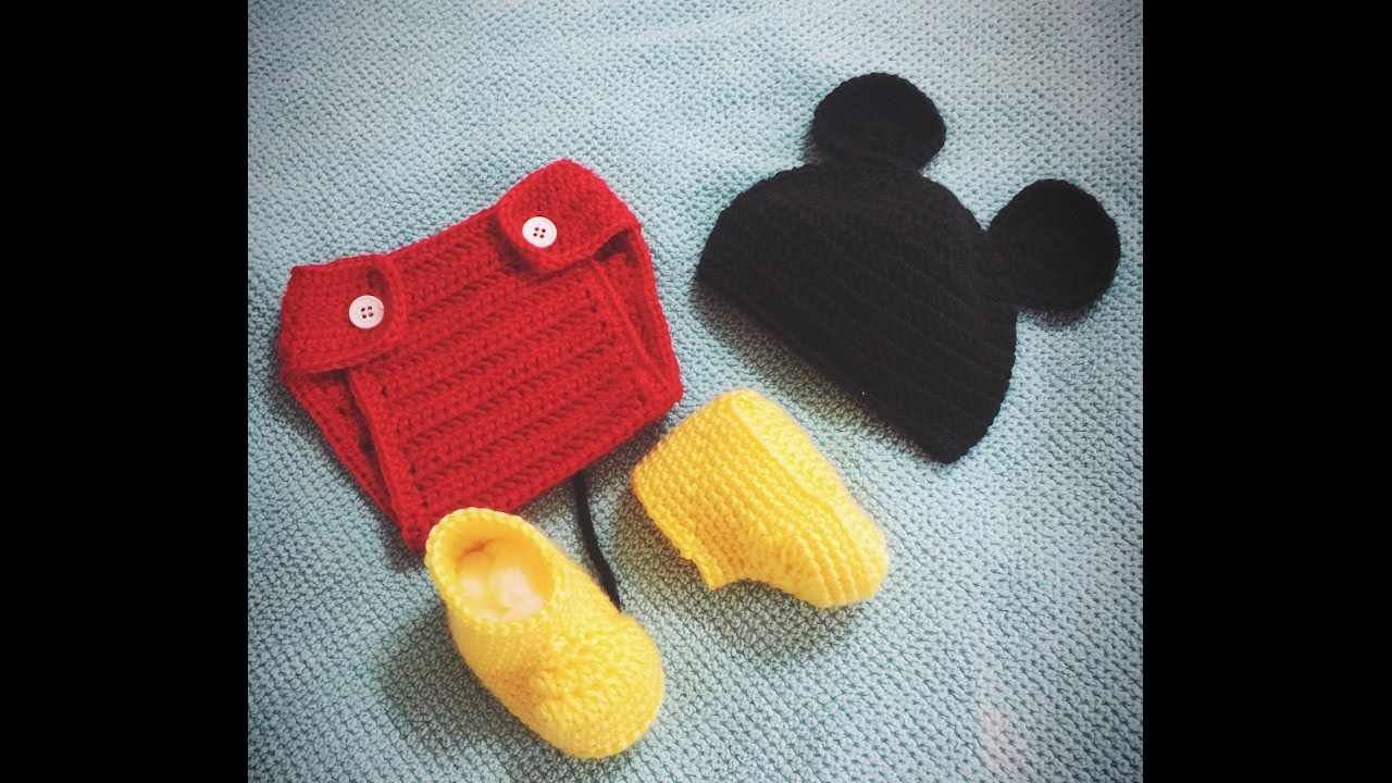 Bebé Mickey Mouse (3/3) - YouTube