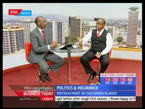 Politics and Insurance; Business today