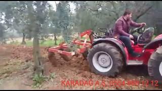 Antonio Carraro TRX 9900 - Patlatma - Zeytin Bahçesi Traktörü