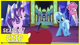 Скачать Trixie S Magic Lessons All Bottled Up MLP FiM HD