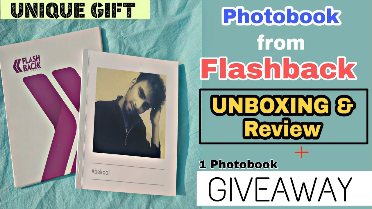 {Giveaway} Cheap Unique Gift- Photobook ...