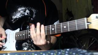 Styles of Beyond -- Nine Thou guitar cover