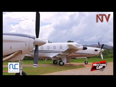 Revved Up: Aviation in Africa