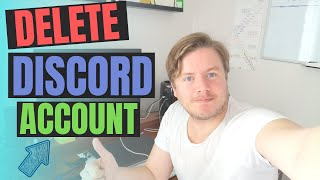 How To Delete Discord Account 2020