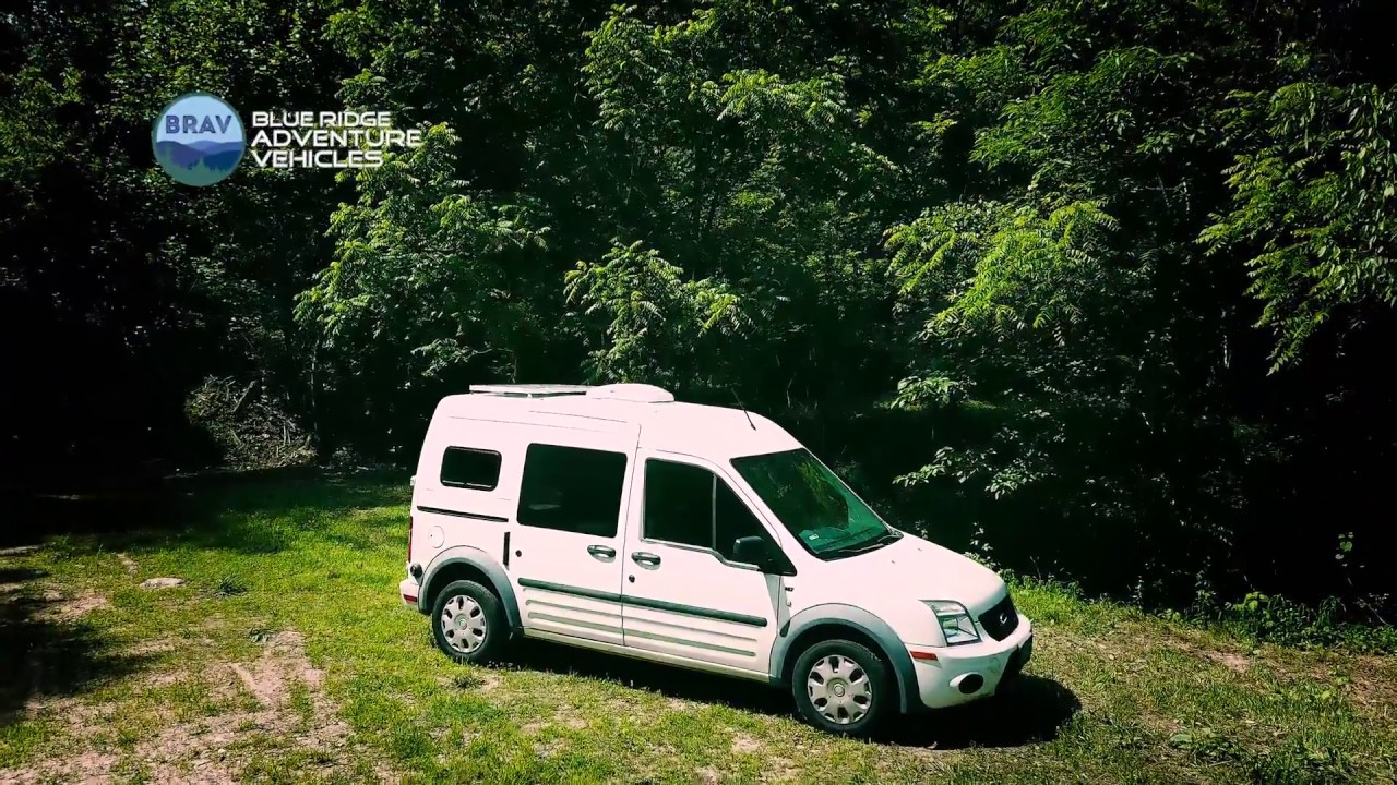 Ford Transit Connect Camper >> Ford Transit Connect Camper Conversion