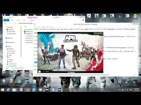 APB:Reloaded How to