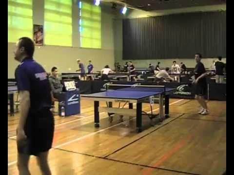 Hardbat : finale du Tournoi de Levallois 2009