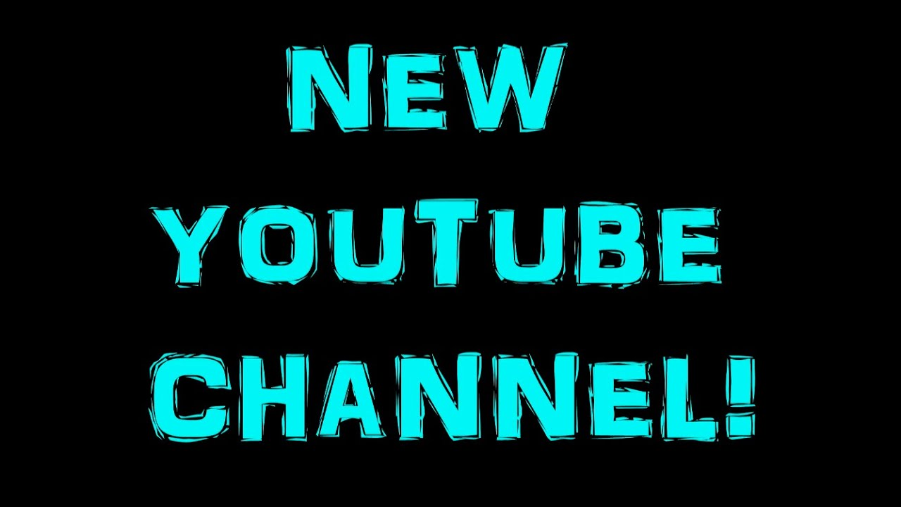 how to create my youtube channel