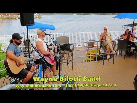 The Wayne Bilotti Band At Water Street In Tom's River, NJ