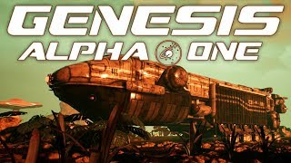 Genesis Alpha One #01 | Interstellare Reisen im Weltall | Gameplay German Deutsch thumbnail