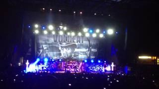 Volbeat - Lola Montez Live @ Lubbock Texas 10/21/14