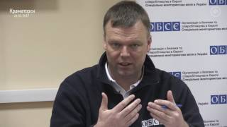 Хуг о круглосуточном патрулировании ОБСЕ