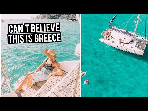 ANTIPAXOS | The Best Beaches In All Of Greece | Medsailors