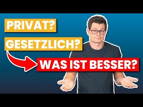 PKV - GKV Vergleich (2020) - Was Lohnt Sich Mehr? Private Krankenversicherung INSIGHTS