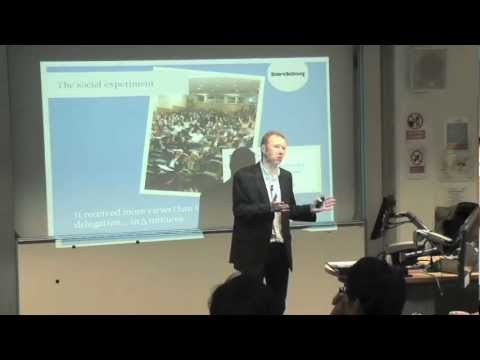 Social Branding for B2B - Notes from a Hardass Motherfu*ker - University MBA Lecture - Scot McKee