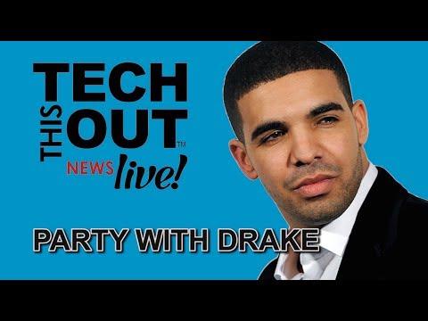 Tech This Out...Drake