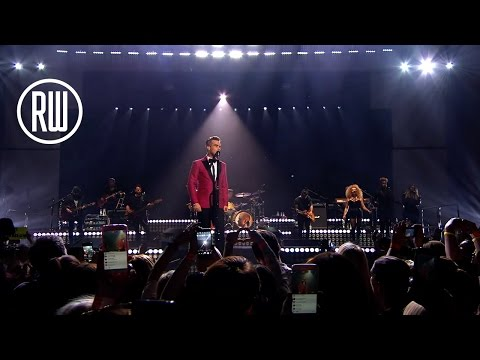 Robbie Williams   Love My Life   BRITs Icon Award Show