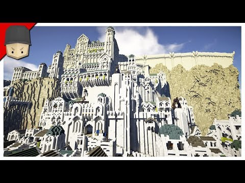 Minecraft - LORD OF THE RINGS! (Middle-Earth Server)