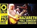 NAZARETH - Full Concert 2017 [@Principal Thessaloniki Greece]