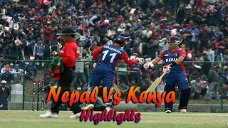 KENYA VS NEPAL CRICKET ll 2ND INNINGS ll 13 MARCH ll 2017 ll