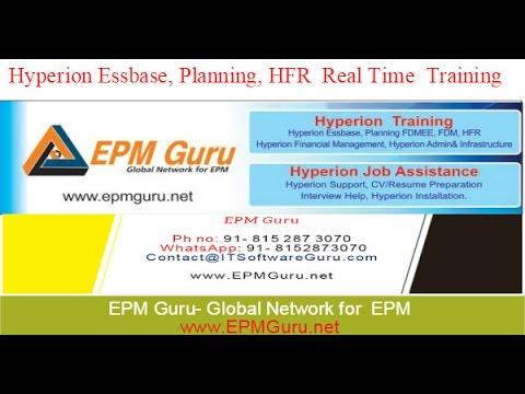 Calculation Scripts-  I, www.ITSoftwareGuru.com, www.EPMGuru.net