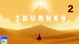Journey: iOS Gameplay Walkthrough Part 2 (by Annapurna Interactive / thatgamecompany)
