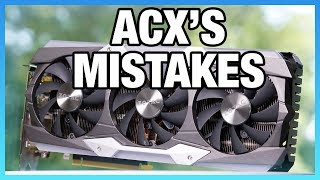 zotac 1080 Ti AMP Extreme Review: Bigger, Not Better
